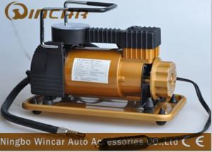 China Car Auto Portable Pump 12V Portable Air Compressor Tire Tyre Inflator Mini Air Compressor on sale