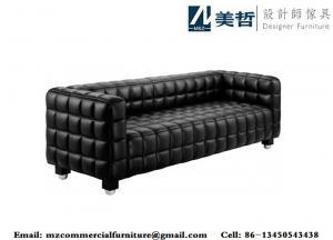 China Replica KUBUS ARMCHAIR-Single Seater Sofa  Modern living room furniture supplier