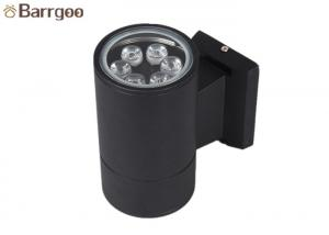 China Single Head LED Outdoor Wall Lights 6W Multi Colors Low Brightness Decay on sale