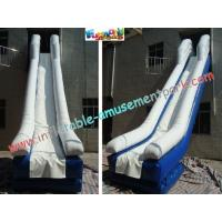 Inflatable Towable Yacht Slides Water Toys Customized With CE ,EN15649