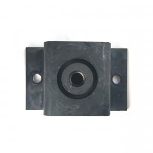 China Grade A Concrete Pump Spare Parts / Damping Block Impact Resistant BE-120 on sale