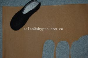 China Granite pattern  Shoe Sole Rubber Sheet , high tensile rubber soling sheet supplier