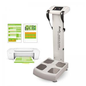 China Body Fat Percentage Measurement Device , Body Fat Percentage Calculator Machine on sale