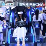 3D Virtual Reality Headset Shooting Game Simulator Arcade Machine For Entertainment