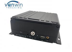 China WIFI G Sensor Mobile Dvr Recorder , 1080P HD 4G GPS Mobile CCTV DVR For Vehicles on sale