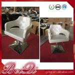 Hot Sale! High Quality luxury styling chair salon furniture hairdresser chair beauty salon white barber chairs for sale