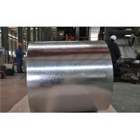 China ASTM A653 , JIS G3302 Hot Dipped Galvanized Steel Coils For Washing Machine on sale