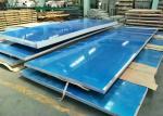 Commercial 5052 Aluminum Sheet , Marine Grade Aluminum Plate For Boat