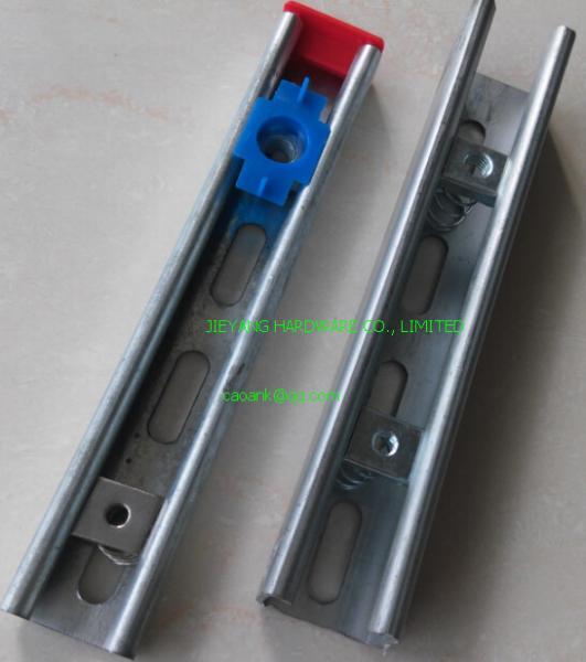 Galvanized Unistrut C Channel,Stainless steel Unistrut C