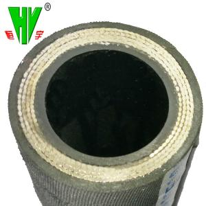 China EN 856 4SH 1.5 inch id 4 layers steel wire high pressure rubber hose on sale