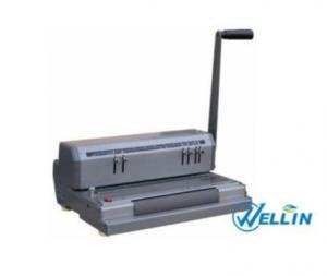 China Coil Binding Machine on sale