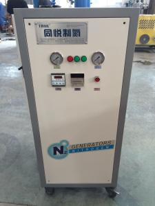China CE Nitrogen Gas Generator 3m3/H Purity 95% For Vehicle Tyres Filling System on sale