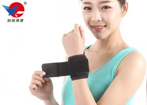 China Practical Weight Lifting Wrist Brace Good Compression With Superior Flexibility on sale