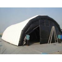 cheap double layer inflatable Medical tents for Refugee and Army use