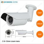 CMOS 720P Waterproof Infrared IP Camera Cloud Preview