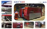 1500w Stainless Metal Laser Cutting Machine 1070nm Laser Wavelength