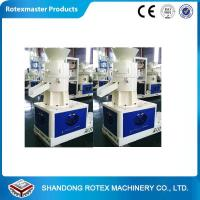 ROTEX MASTER flat die Wood Pellet Machine / saw dust pellet making machine