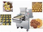 Unique Fancy Snack Cookie Making Machine Torsional Degrees 400° 220v