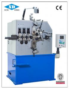China Industrial Adjustable Torsion Spring Coiling Machine / Spring Manufacturing Machine on sale