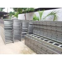 Aluminium Industrial Cable Tray Lightweight Different Colors With Powder Coating