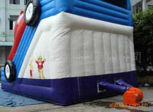 China Large Inflatable Toys Jumping Castle Air Blower , Bouncy Castle Fan Blower on sale