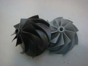 China Plastic injection mould for fan parts of Bladeless Fan, Commodity Mould/Mold on sale