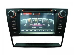 China Lecteurs DVD ST-8706 de système/automobile de navigation de BMW de volant de Bluetooth de RADIO de 7 pouces on sale