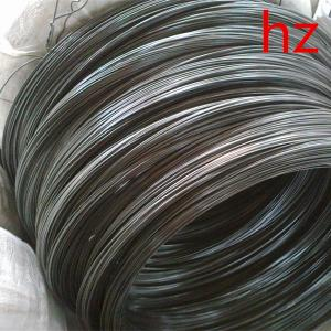 China Black annealed iron wire in coil on sale