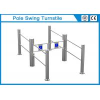 180 Degrees Swing Arm Waist Height Turnstile , Pedestrian Gate Access Control PCB