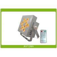 Colour Changing LED Uplighter Wireless Uplighter 12x15W RGBWA with IR Remote control