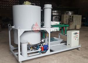 China Physical Method Waste Oil Refinery Machine Red Diesel Color Dye No Heating on sale