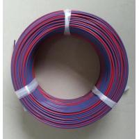 Câblage cuivre isolé par PVC Ni80Cr20 de la température 300℃ pour des machines d