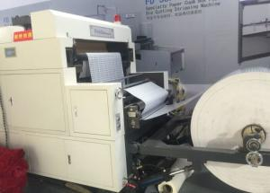 Quality FDC 850 High Speed Roll Die Cutter , Paper Die Punching Machine For Ice Cream for sale