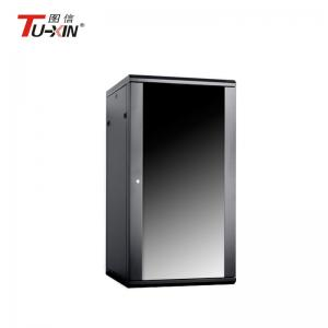 China Telecom Indoor Wall Mount Server Cabinet , Half Height Network Rack Cabinet on sale