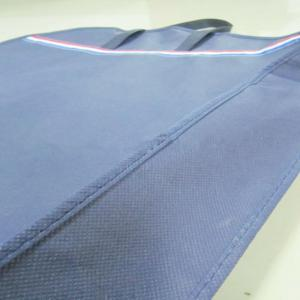 Folding Breathable Custom Hanging Garment Bag In Non Woven