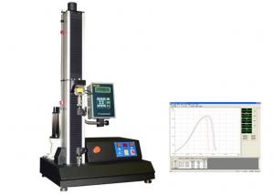 China High Precision Tension Test Machine Elongated 1000mm With Ball Screw on sale