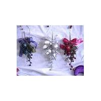 OEM Plastic Personalized Christmas Decoration-3cm Baubles Hanging on Xmas Tree