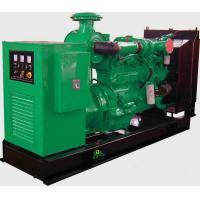 140KW Silent Open Cummins Diesel Generators , 400V 230V 4-Stroke