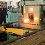 YPD400 High production efficiency oil pipe  upsetting press  for oil country