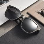 Smart Switch Hidden Audio Eyewear Coloured Lenses Anti-UV Bluetooth Glasses