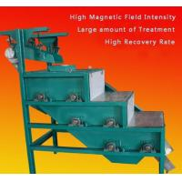 Permanent Strong Multi Roll Magnetic Separator For Iron Ore / Limonite / Hematite