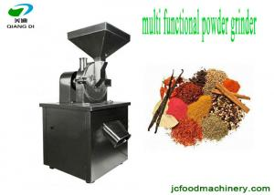 China automatic high speed spice powder grinding machine/food grinder on sale
