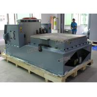 MIL-STD / DIN 50KN Vibration Test System With Electromagnetic Vibration Table