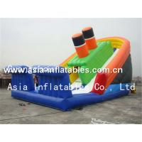China Outdoor Inflatable Titanic Ship Slide For Chidlren Birthday Party Games on sale