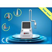 Powerful And Professional Co2 Fractional Laser Scar Removal Machine Rf Metal Tube