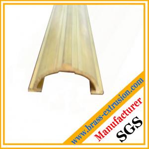 China Brass extrusions on sale