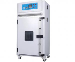China Safety Industrial Drying Oven PID+S.S.R Heating System Fine Powder Coating Treatment on sale