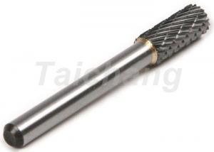 China Carbide Rotary Files Long Shank Carbide Burr Customized Tungsten Carbide Rotary Bur on sale