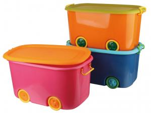 China Plastic Storage Box for Kids 50L on sale
