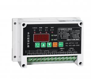 China Multi - Function Motor Switching Relay , Electric Motor Relay Adjusted Acting Time on sale